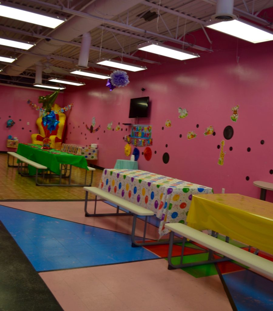 Treasure Island Playground Birthday Parties