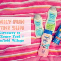 Fun in the Sun + Giveaway to The Henry Ford