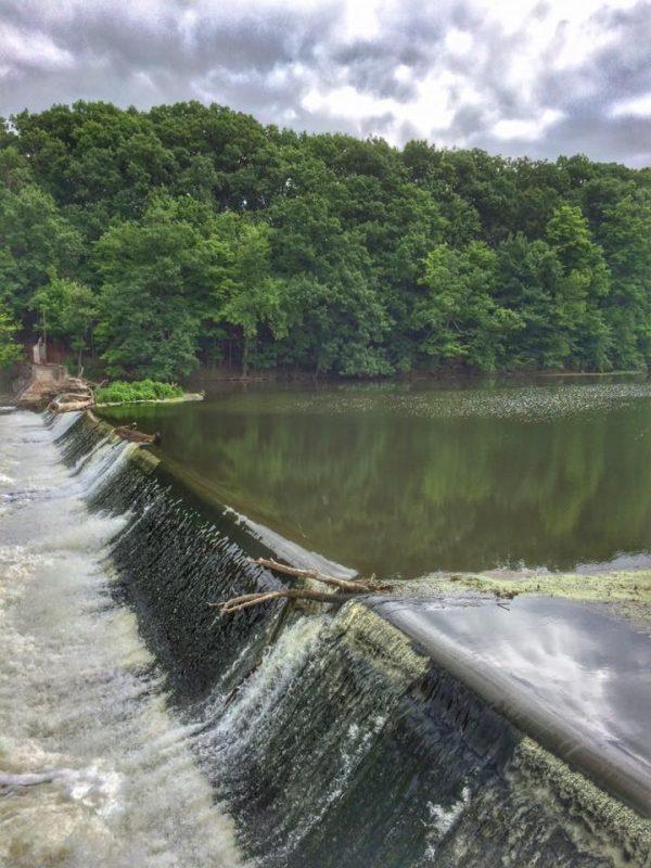 Grand Ledge Dam