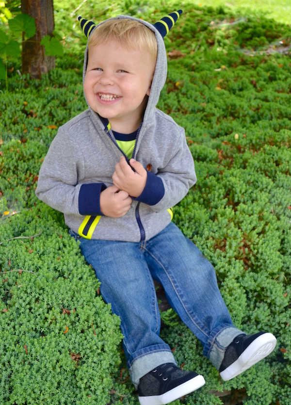 Toddler Boy Style - Gymboree
