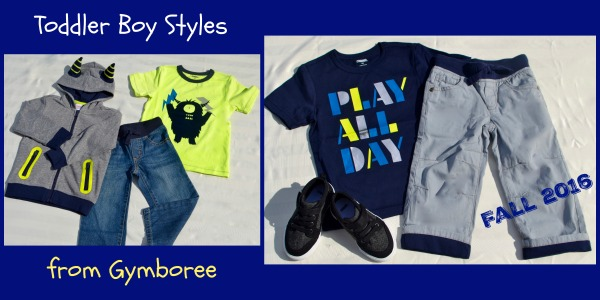 Toddler Boy Styles Gymboree Fall 2016