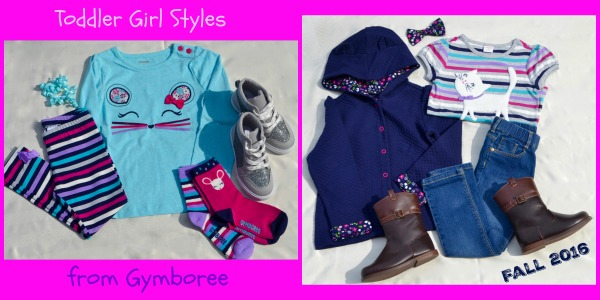 Toddler Girl Styles Gymboree Fall 2016