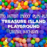 Treasure Island Playground Livonia Michigan