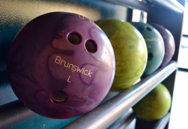 Bowling at Punch Bowl Social