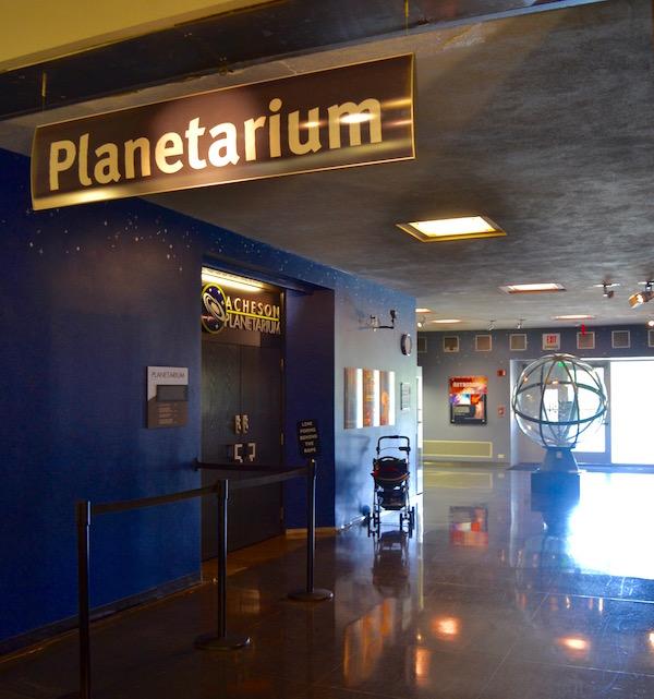 Cranbrook Planetarium