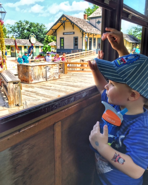 10 Things To See At Day Out With Thomas at Crossroads Village