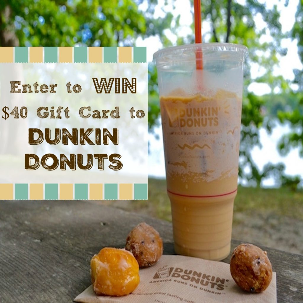 Dunkin Donuts Giveaway - Facebook
