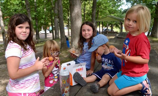 Dunkin Donuts at Park