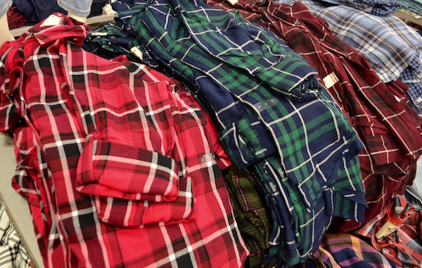 Fall Trends 2016 - Plaid