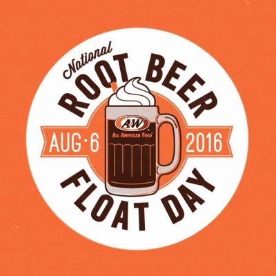Free Root Beer Float Day