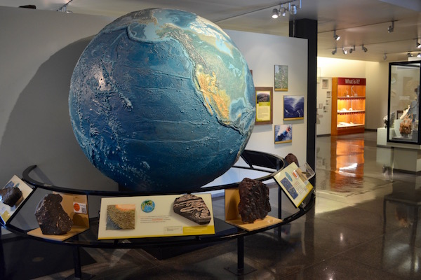 Rock Collection at Cranbrook Institute of Science