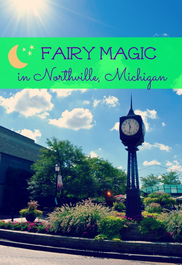 Fairy Magic in Northville, Michigan