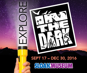Sloan Museum - In The Dark