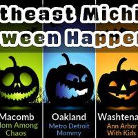 2019 Southeast Michigan Halloween Happenings