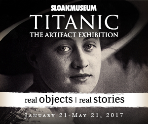 Sloan Museum - In The Dark