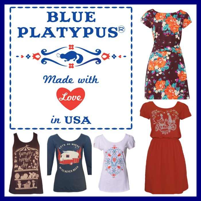 Blue Platypus Clothing