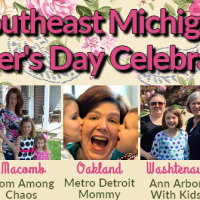 2018 Mother's Day Celebrations in Southeast Michigan