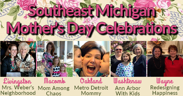 2017 Southeast Michigan Mother's Day