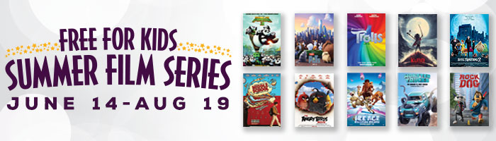 FREE Kids Movies at Emagine Theatres