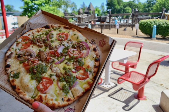 MOD Pizza Now Offers Online Ordering