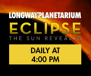 Eclipse at Sloan Museum
