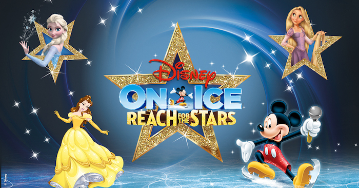 Disney On Ice presents Reach For The Stars at Little Caesars Arena