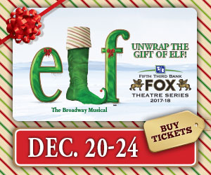 ELF The Musical Coming to Detroit