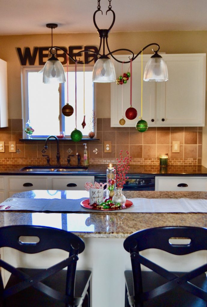 Budget Christmas Decor: 6 Ways To Use Ornaments In Your Kitchen