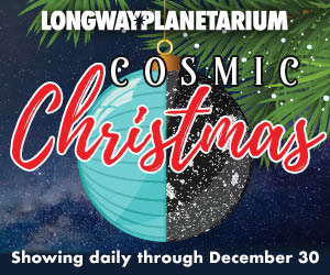 Cosmic Christmas at Longway