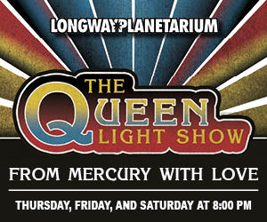 Queen Light Show at Longway