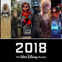 List of 2018 Walt Disney Movies