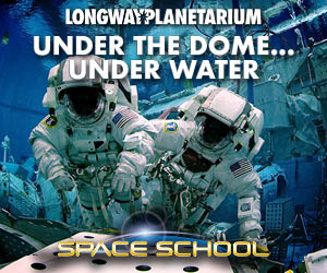 Space School at Longway Planetarium