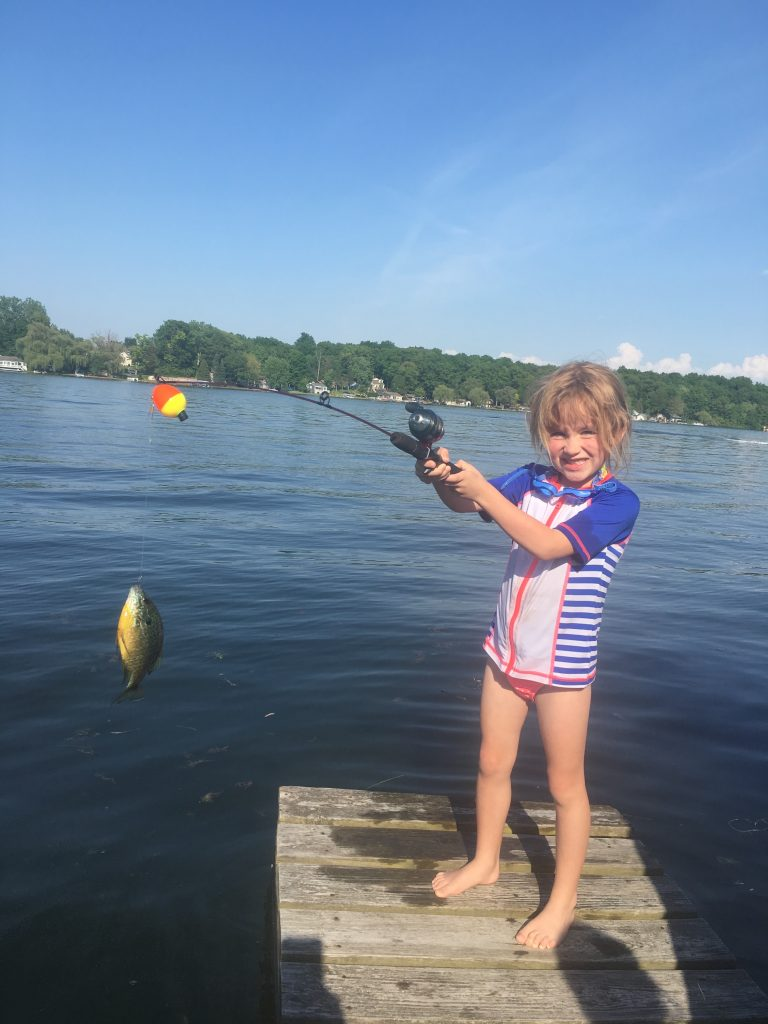 2018 Free Fishing Weekend Events in Southeast Michigan and Beyond