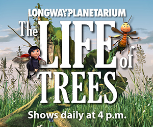 Life of Trees at Longway Planetarium