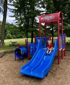 Heritage Park in Farmington Hills