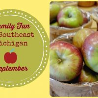 Family Fun in Southeast Michigan in September 2018