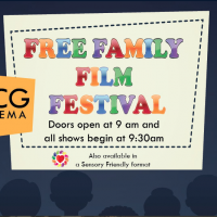 NCG Free Family Film Festival Fall 2018
