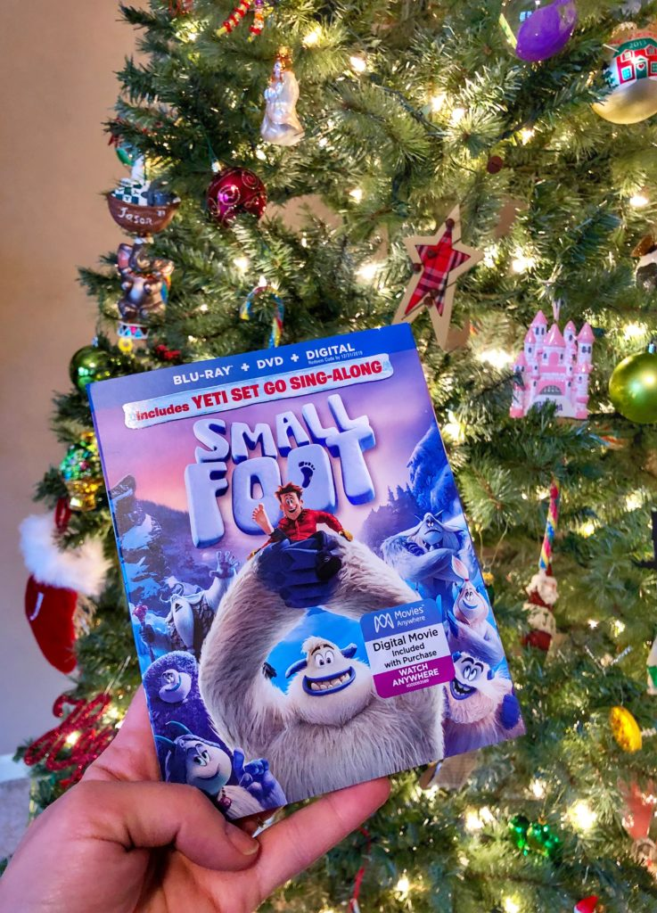 Smallfoot: Available Just In Time for the Holidays {+ Blu-ray/DVD ...