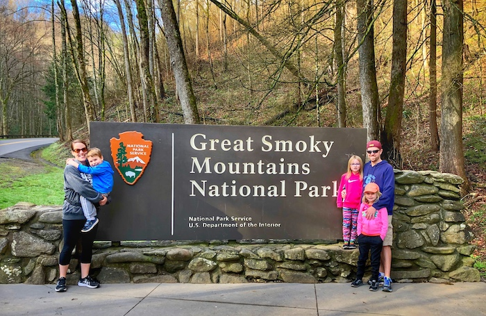 5 Days in The Great Smoky Mountains