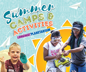 Summer Camps and Activities at Sloan Museum