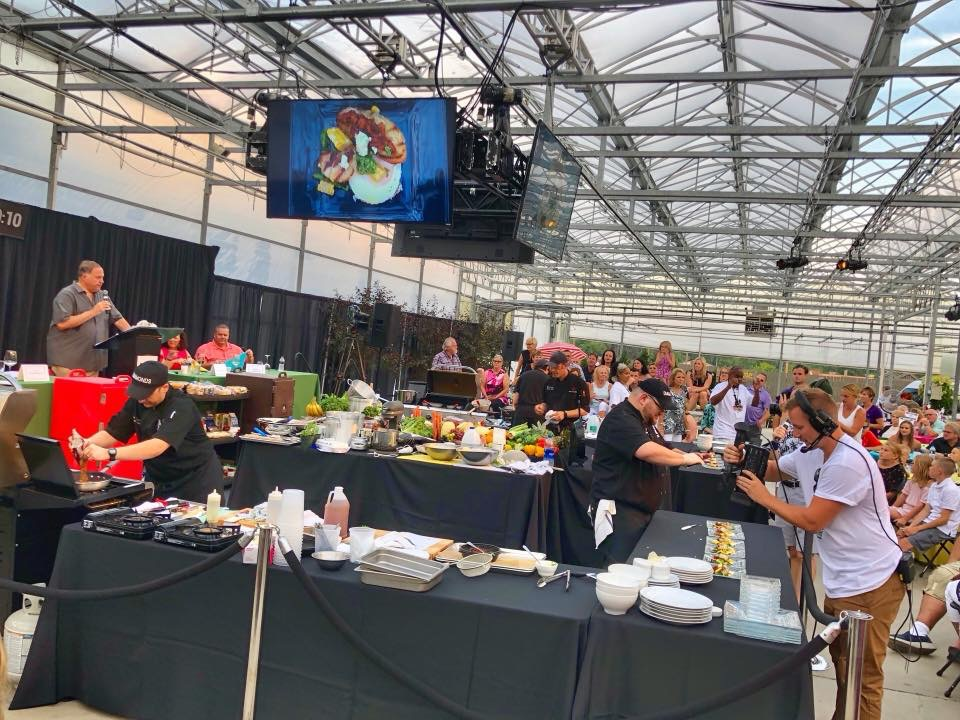 2019 Iron Chef for Gleaners