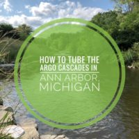 How To Tube The Argo Cascades in Ann Arbor