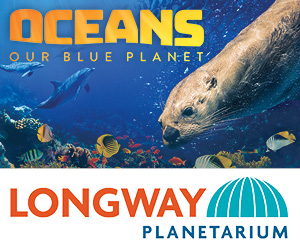 Oceans Our Blue Planet at Longway Planetarium