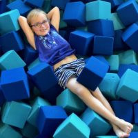 Foam Pit at 242 Community Center