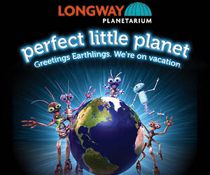 Perfect Little Planet Longway Planetarium
