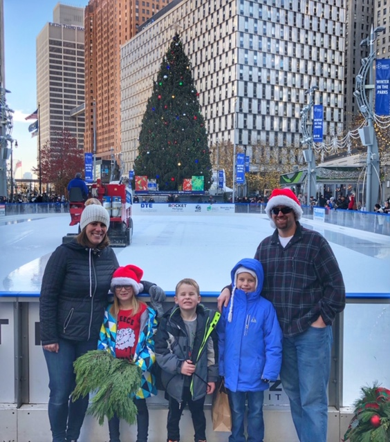 Things To Do With Kids in Downtown Detroit This Holiday Season