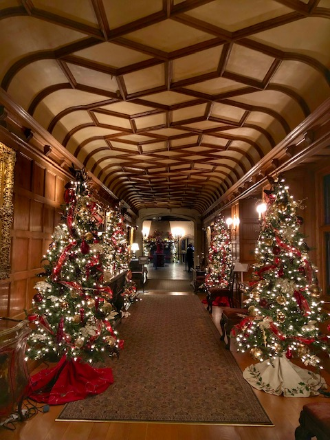 Meadow Brook Hall's Holiday Walk