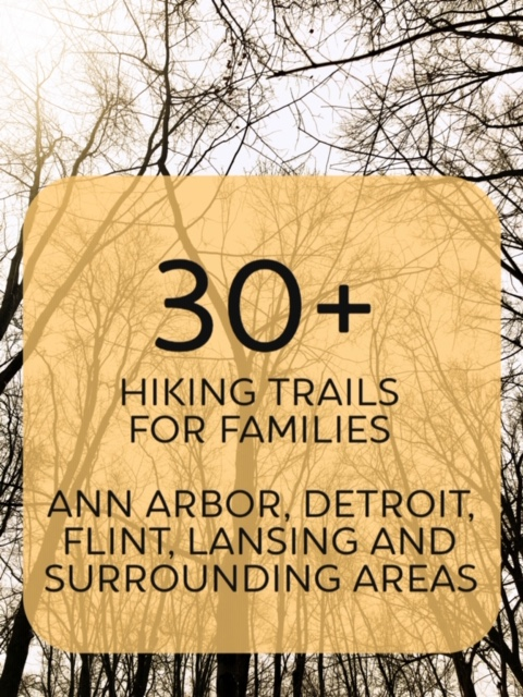 Hiking Trails for Families in Southeast Michigan