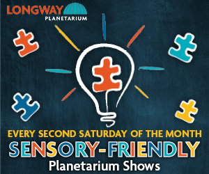 Longway Planetarium Opens Back Up July 8