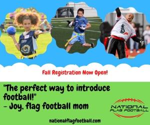 We Love Flag Football!